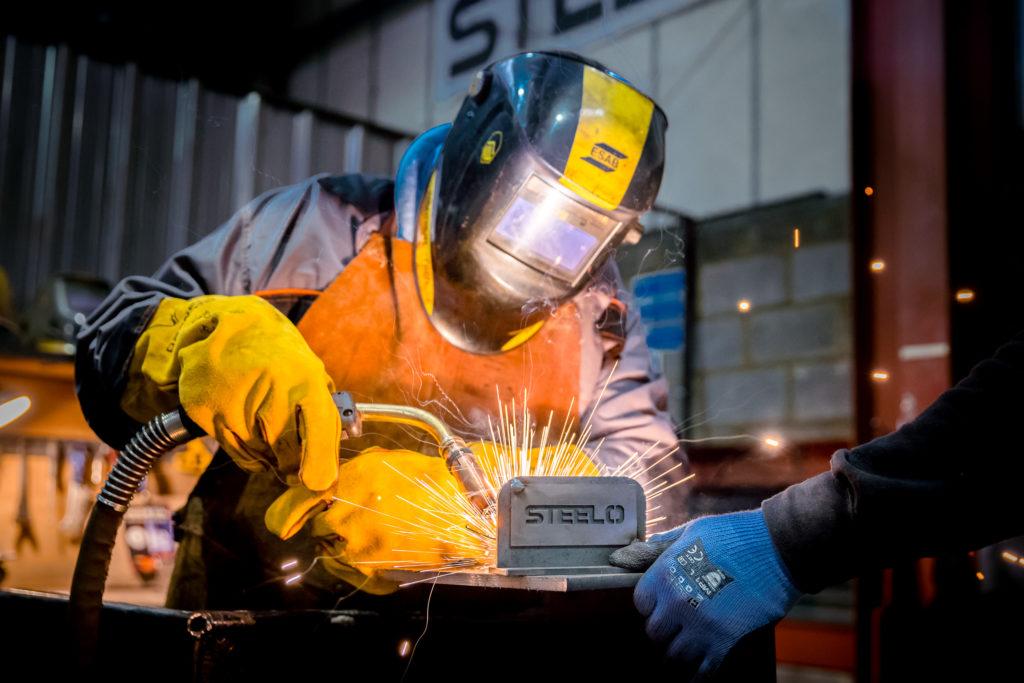 Welding- Steelo Structural Steel