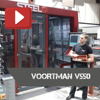 Voortman v550 - Steelo The leader in structural steel
