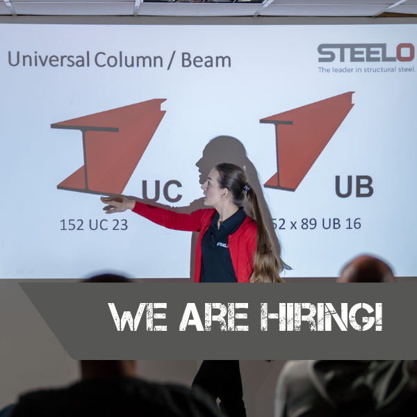 Steelo recruitment